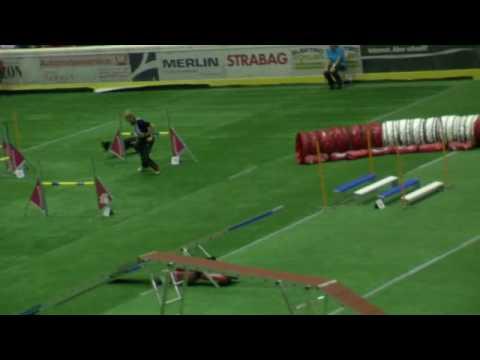 Lisa Frick and Hoss Agi Indiv Large Austria Winner...