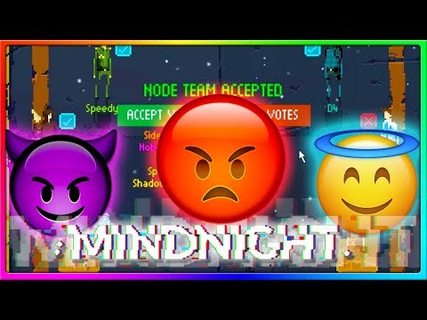 MY FRIENDS MAKE ME MAD! | MINDNIGHT Game