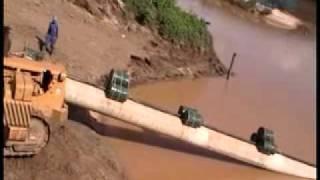 DOC Travessia Rio Jequitinhonha - Gasoduto GASCAC/ GASENE