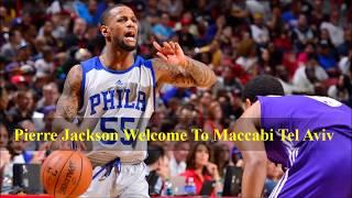 Pierre Jackson Welcome To Maccabi Tel Aviv