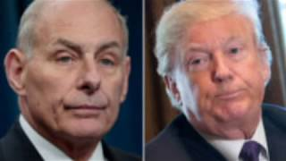 Fired Chief of Staff John Kelly just hung Trump's dirty laundry out to dry