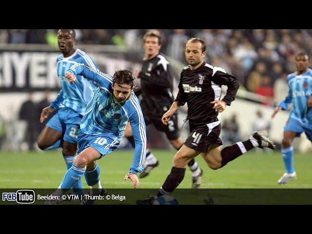 2006-2007 - UEFA-Cup - 08. Groep B Match 4 - Besiktas JK - Club Brugge 2-1