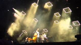 Mumford & Sons - Dust Bowl Dance [live at Summer Stampede 2013]