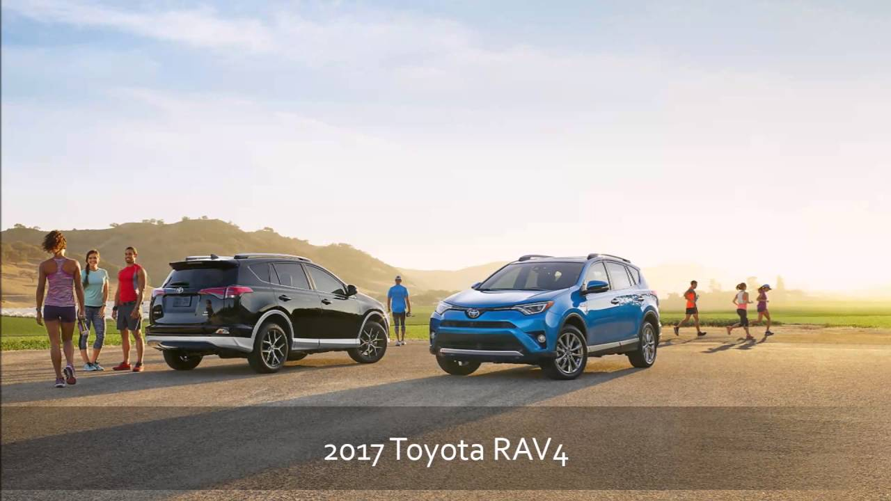 2017 toyota rav4 from vandergriff toyota serving fort worth and dallas tx