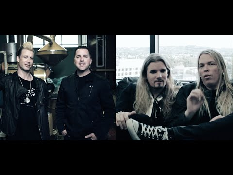 Art of Dying Interviews Apocalyptica