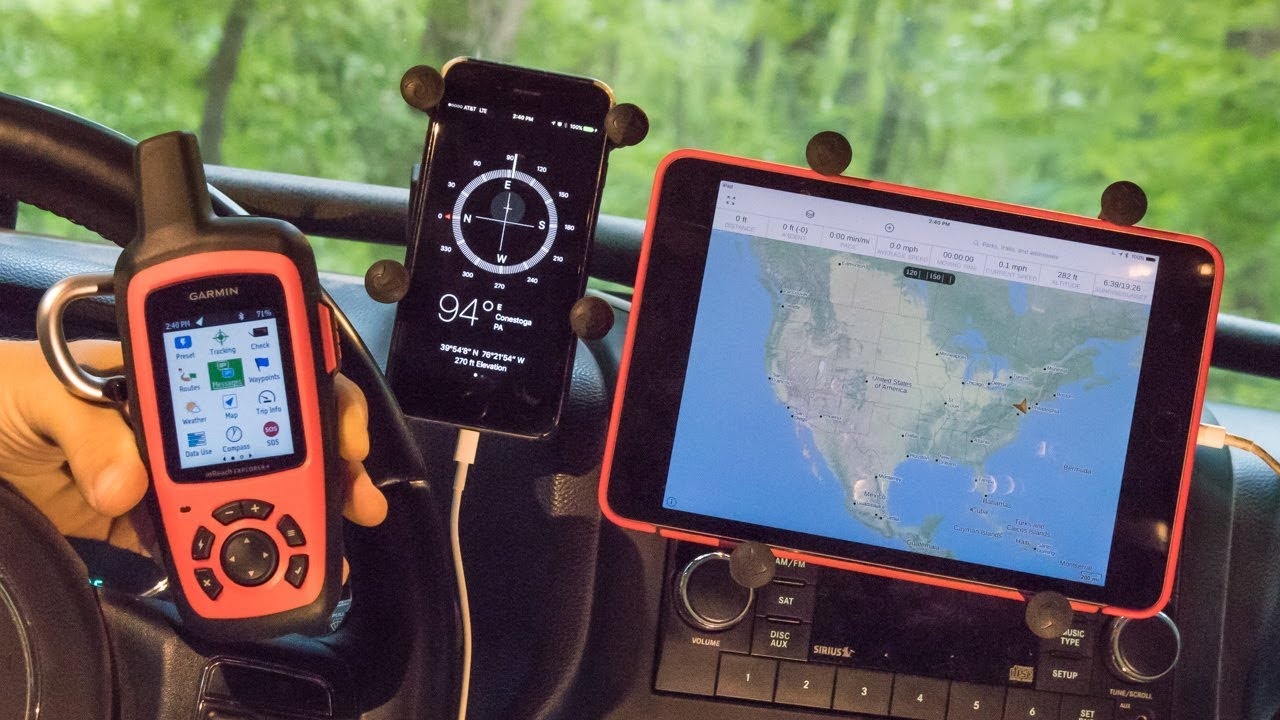 The best navigation app: how to use gaia gps • angela travels.