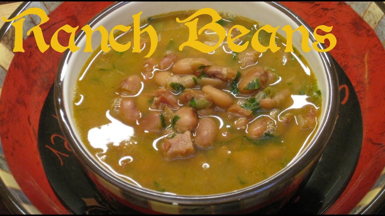 Ranch Style Beans Recipe S1 Ep149 - YouTube