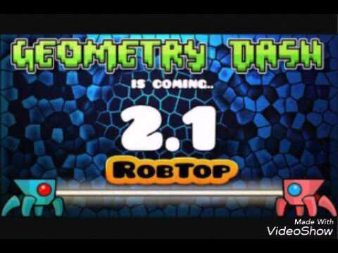 Descargar Geometry Dash 2.1 Para Android (link Mediafire)