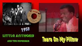 Little Anthony & The Imperials - Tears On My Pillow