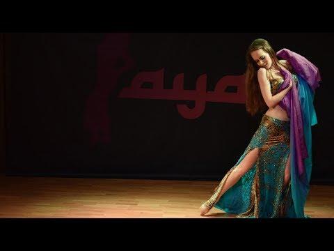 Khalek Hena | Bellydance with Solveig at Hafla Layali 2015