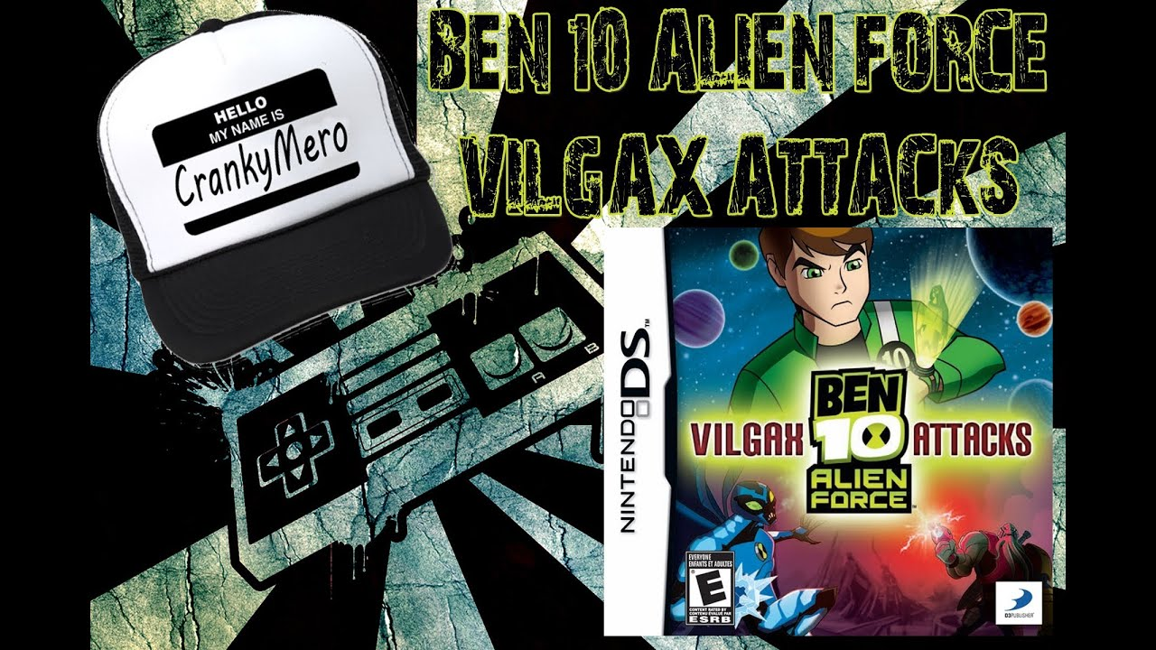 Download Game Ben 10 Vilgax Attacks Psp – LON53UPOR