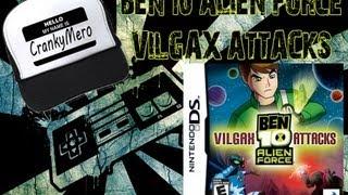 Ben 10: Alien Force - Vilgax Attacks Nintendo DS