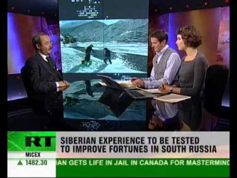 Siberian experience exported to Southern Russia to make region happy and rich