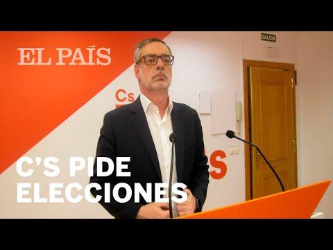 GÜRTEL: Ciudadanos apoyará una MOCIÓN DE CENSURA si Rajoy no convoca ELECCIONES