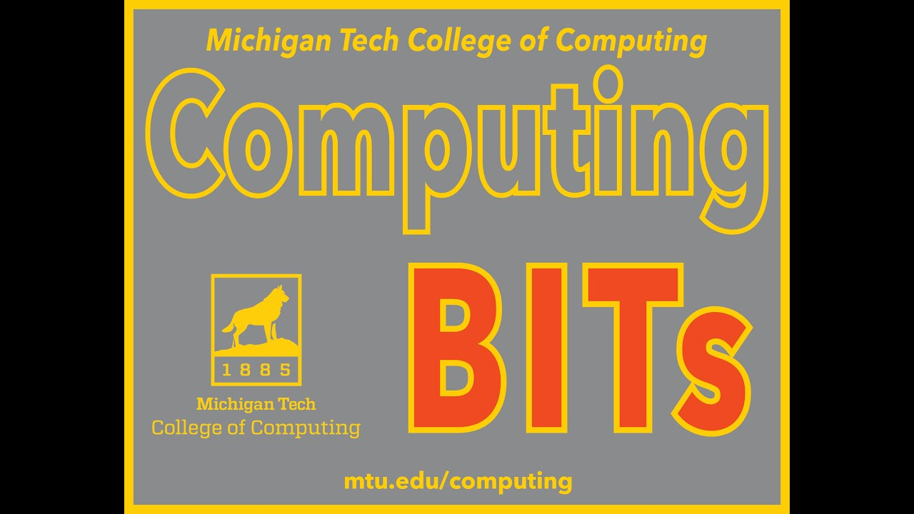 Preview image for Computing Bits, August 19, 2020 video