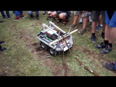 Field Robot Event 2015 - - PULLING - 3
