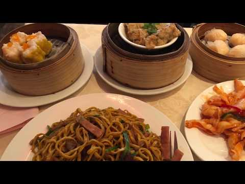 Authentic Chinese Food  In Chinatown London 2018