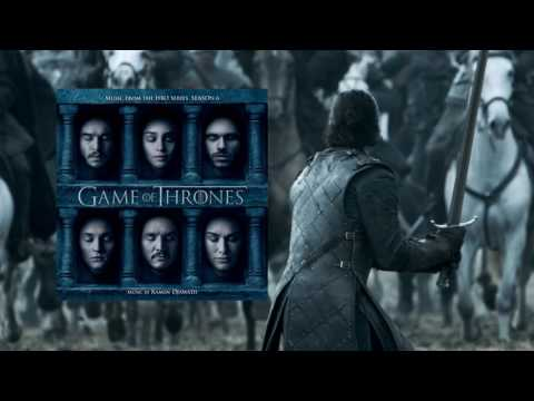 Game Of Thrones Soundtrack: Jon Snow&39;s Theme Season 6