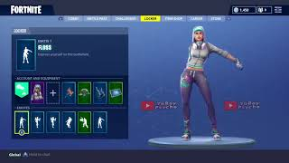 FORTNITE 'FLOSS' Emote Showcased with 60+ Skins Fortnite SEASON 2 Emote