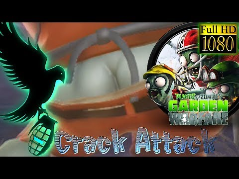 Plant vs Zombies Garden Warfare – Crack Attack- Gameplay Part 1