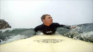 morro rock surfing 2011 go pro cam