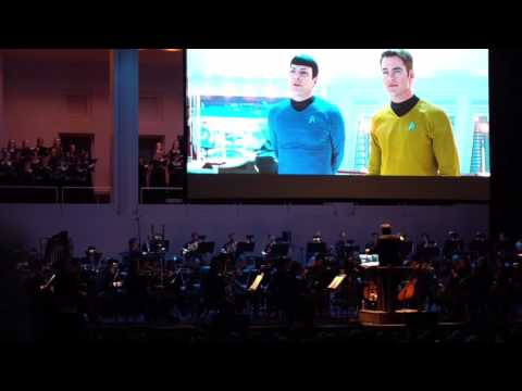 Star Trek - Into Darkness ... As Performaned by The Oregon Symphony