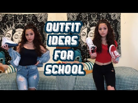 SCHOOL OUTFIT IDEAS 2019||BADDIE ON A BUDGET WHILE COMFY ? 1