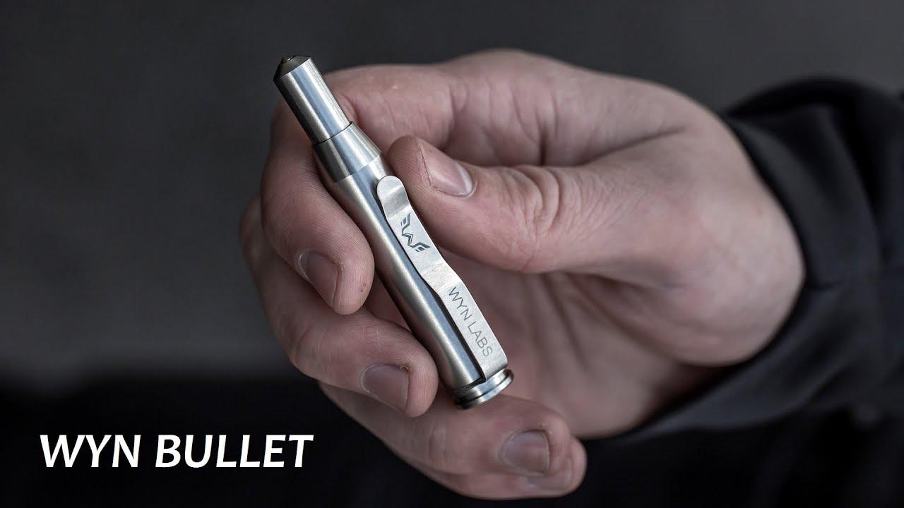 Wyn Bullet (Black Oxide) video thumbnail