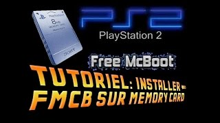 PLAYSTATION 2: INSTALLER FreeMCboot SUR PLUSIEURS MEMORY CARD