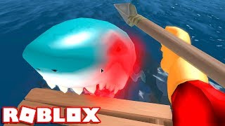 Roblox → the incredible SIMULATOR RAFT!! (Very good)-Roblox Raft Simulator 🎮
