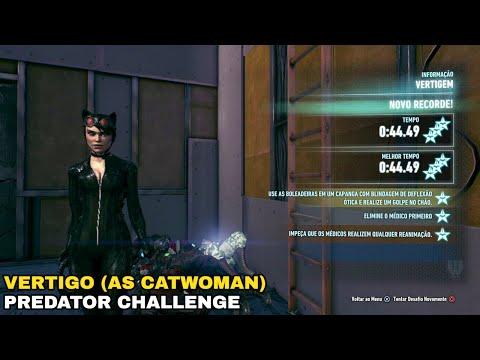 Vertigo (as Catwoman) - Batman Arkham Knight Predator Challenge