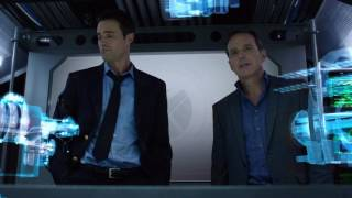Агенты ЩИТ (отрывок): Колсон, Уорд и техностол