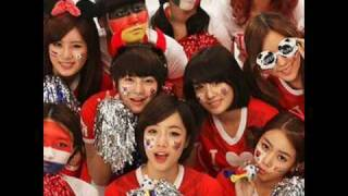 (DOWNLOAD LINK) T-ara - We Are The One (World Cup Song) Mp3