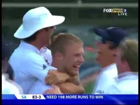 ANDREW FLINTOFF 2 MAGICAL DELIVERY KALLIS & NEIL McKENZIE HAVE NO IDEA WHAT TO DO