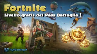 Niveau Secret Libre de la Bataille de Fortnite Pass