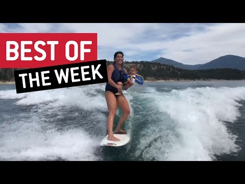 Best of the Week - Surfs Up, Baby!