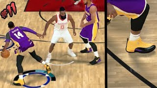 NBA 2k19 My CAREER - Signature Shoe Deal! No Pants Ankle Breaker! Ep. 11