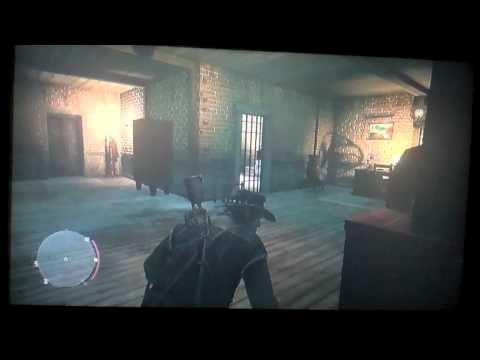 How To Rob The Armadillo Bank In Red Dead Redemption