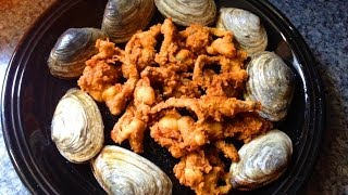 Fried Clams ......a Traditional Maine Favorite