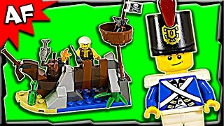 Lego Pirates Shipwreck Defense 70409 Stop Motion Build Review