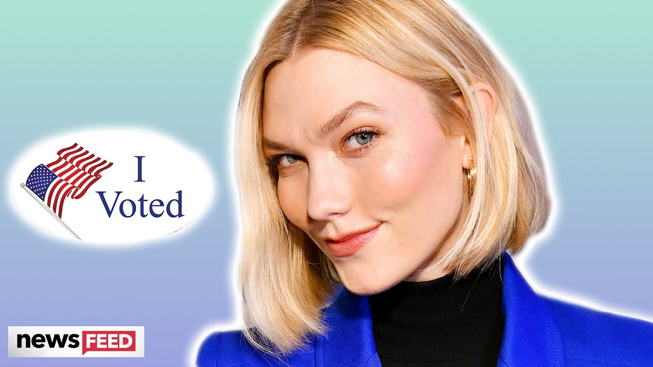 Model Karlie Kloss, Jared Kushner's sister-in-law, says she's voting ...