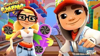 Subway Surfers 🏄♀️NEW UPDATE, World Tour goes to stunning BUENOS AIRES By Sybo Games screenshot 5