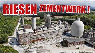 LOSTPLACE : Mega Zementwerk 🔥 ❗️-  Fast alles noch da 😱 ! | ItsMarvin