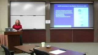 The brain in reproduction and aging (Andrea Gore at CASW 2009)