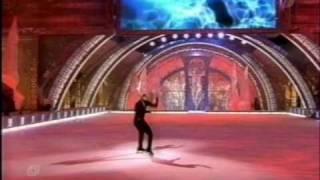 """Plushenko """"Звезды на льду"""" ТВ шоу на Первом,2006 г  1 серия,ч2"""
