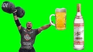 видео Алкоголь и спорт