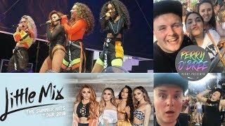 Little Mix Summer Hits Tour Hove 7/07/2018