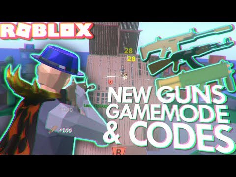 Trying the NEW GUNS & GAMEMODE in the ROBLOX STRUCID MEGA UPDATE (NEW CODES)