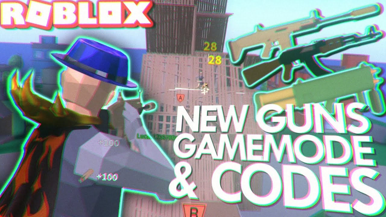 Trying the NEW GUNS & GAMEMODE in the ROBLOX STRUCID MEGA ...