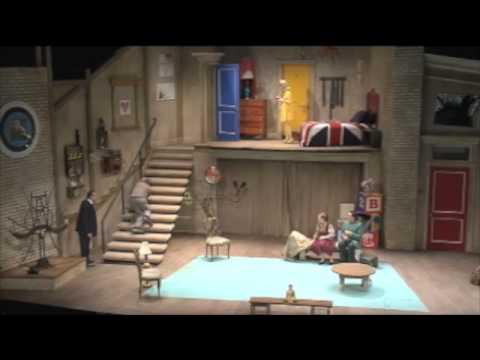 Black Comedy at Pioneer Theatre Company - YouTube